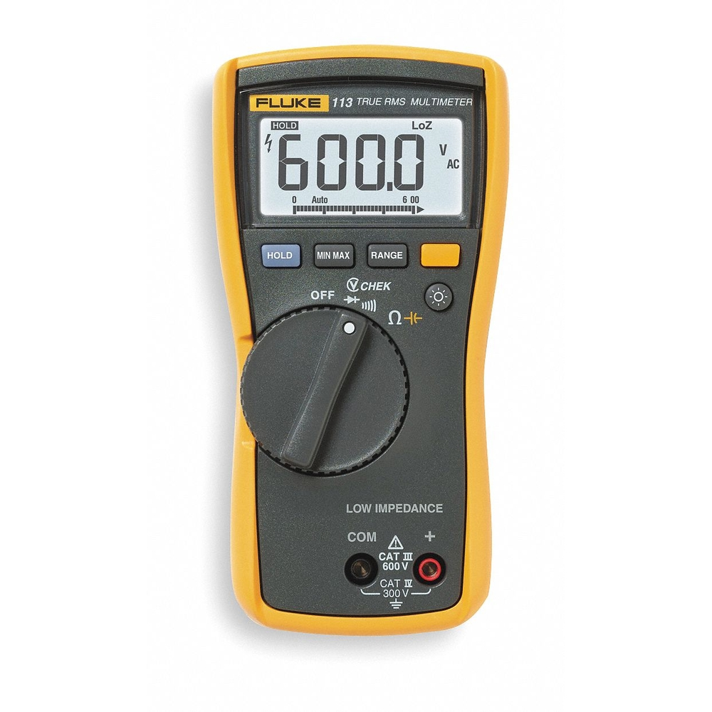 Fluke Rms Components Non Contact Tester Meter 901000 Volts Cable Circuit Testers