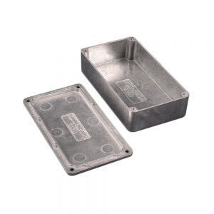 1550Z Series - Diecast Aluminum Heavy Duty IP66 Enclosures