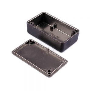 1551 Series - Miniature Hand Held Plastic Enclosures