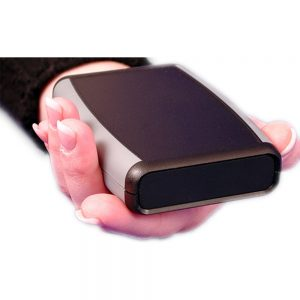 1553 Series - ABS Plastic Hand Held Enclosures