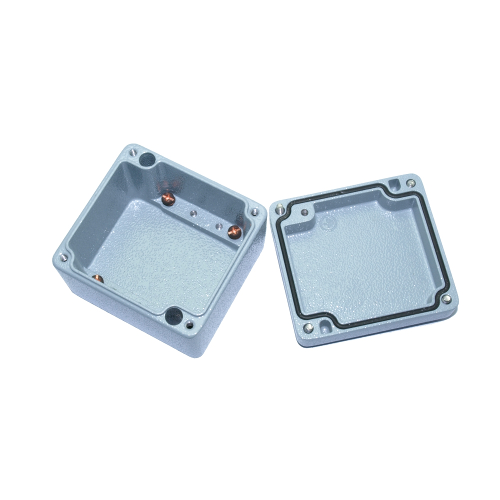 Electrical Enclosures - Aluminium