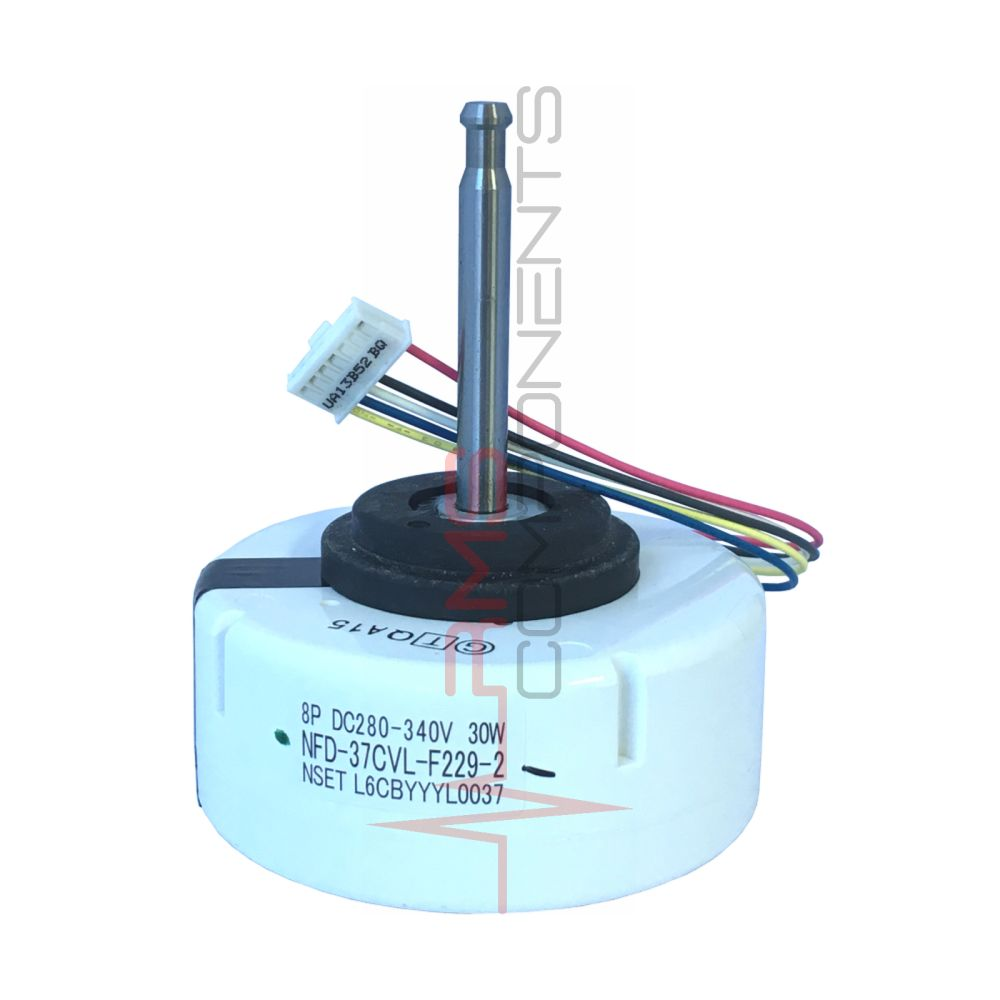 L6cbyyyl0037 Indoor Fan Motor Rms Components Panasonic Washing Machine Wiring Diagram Spares Air Conditioning