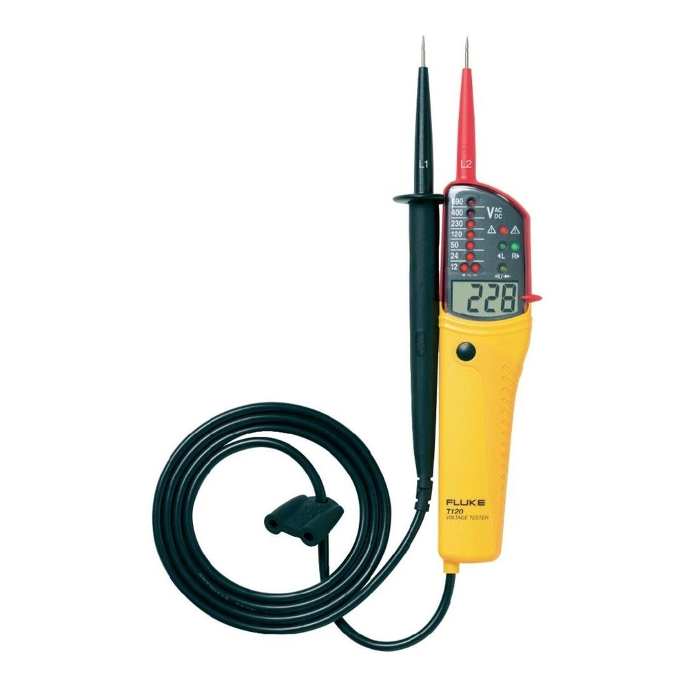 Electrical Tester Rms Components Non Contact Meter 901000 Volts Cable Circuit Testers