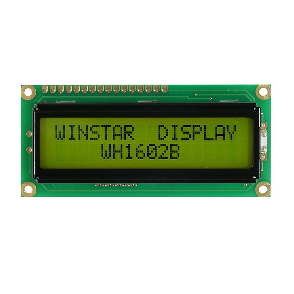 Alpha Numeric Displays