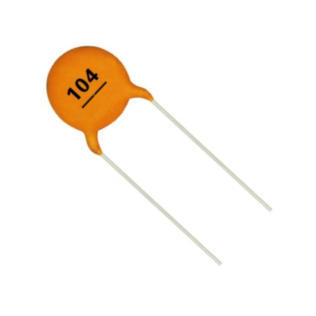 Ceramic Capacitors Thru Hole