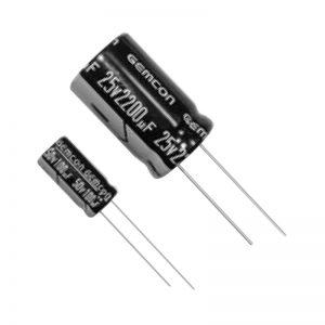 Electrolytic 105 Deg