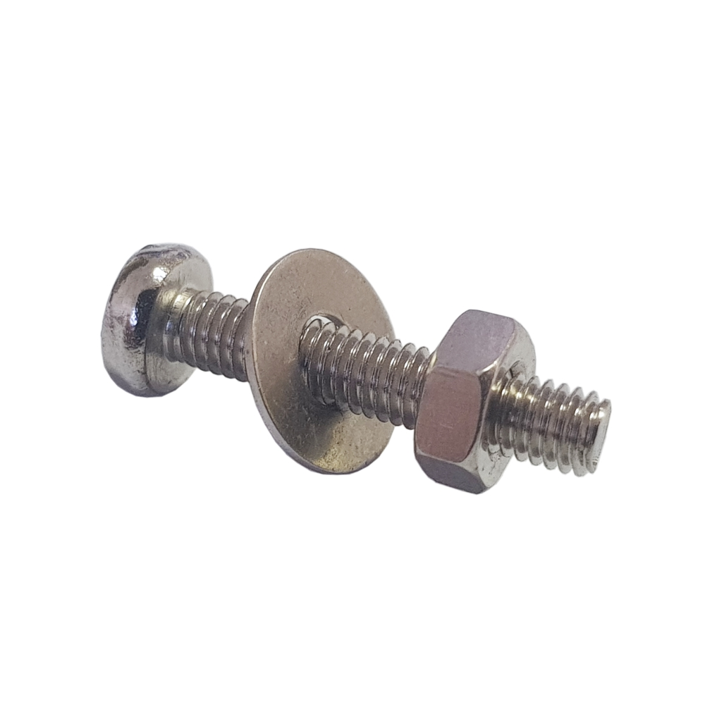 Screws, Washers and Nuts