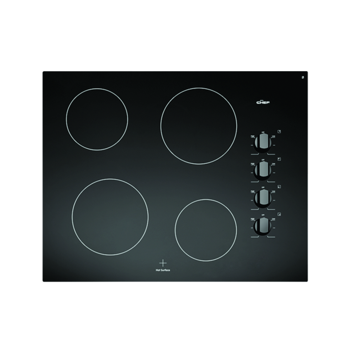 CHEF Cooktop