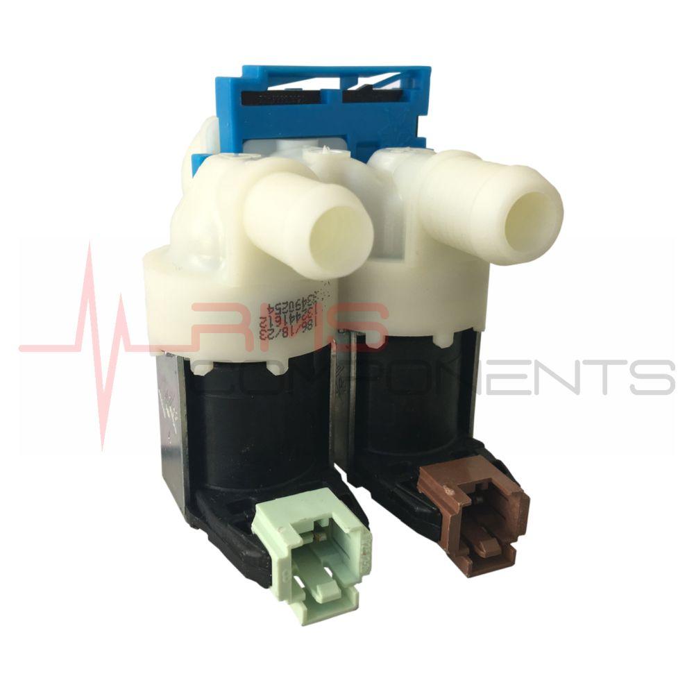 Simpson Electrolux SOLENOID VALVE 2-WAY EWF1074 EWF1083 132441612 132441610